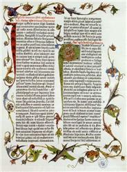 Biblia - Mazarino