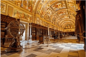 Real-Biblioteca-de-Escorial