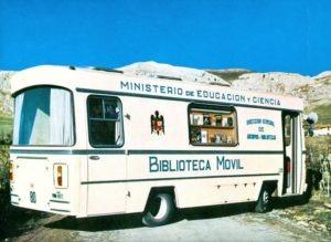 Primer Bibliobús de León