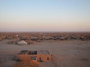 Campamento de refugiados saharauis de Smara