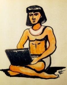 escriba_con_portatil
