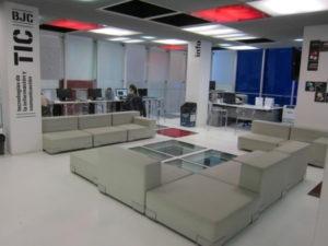 Biblioteca para jóvenes CUBIT