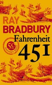 Cubierta de la edición 50 aniversario de Fahrenheit 451
