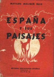 Libro escrito por Matilde Moliner