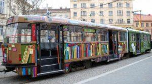 Tranvia lector de Brno