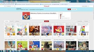 Tablones Pinteres de la biblioteca de Concentaina