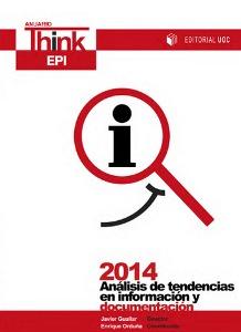 Cubierta Anuario ThinkEPI 2014