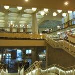 Interior del edificio de la StaatsBibliothek Zu Berlin