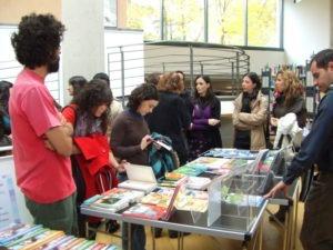 Expositor de libros (Biblioteca de Berlin)