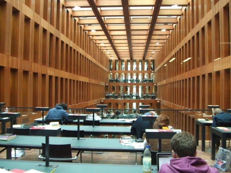Biblioteca Universitaria (Berlin)