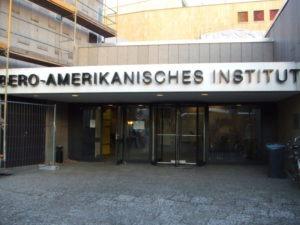Biblioteca del Instituto Iberoamericano de Berlin