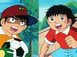Fotograma de la serie de televisión Oliver y Benji