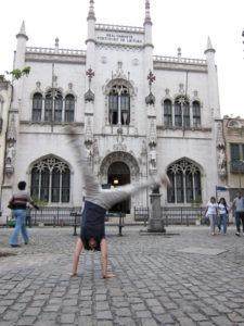 Real Gabinete Portuguez de Leitura (Río de Janeiro, Brasil)