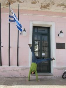 """Biblioteca """"Juana de Ibarbourou"""" y Sala de lectura infantil y juvenil """"Mtra. Mabel Boggio de Sanna"""" (Colonia del Sacramento, Uruguay)"""