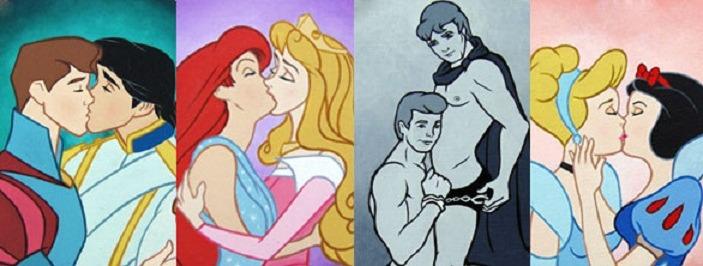Princesa (no siempre) busca príncipe