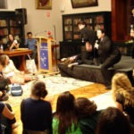 NSW Poetry Slam Final at the State Library - Bracket Creep - By Soonn vía Flickr CC BY-SA 2.0
