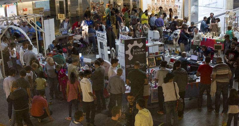 Mini Maker Faire de León