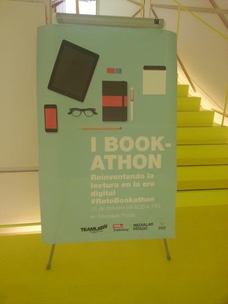 Primer Bookathon: reinventando la lectura digital