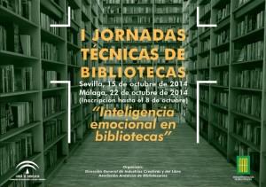 I Jornadas Técnicas de Bibliotecas (Sevilla)