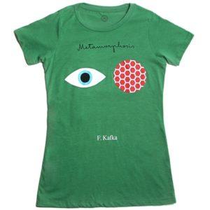 Camiseta Metamorfosis Kafka