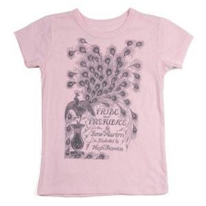 Camiseta de 'Orgullo y prejuicio' de Jane Austen