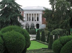 Casón del Buen Retiro, sede de la Biblioteca del Museo Nacional del Prado - CC BY-SA 3.0 Xausa vía Wikimedia Commons