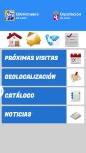 Bibliobuses de León