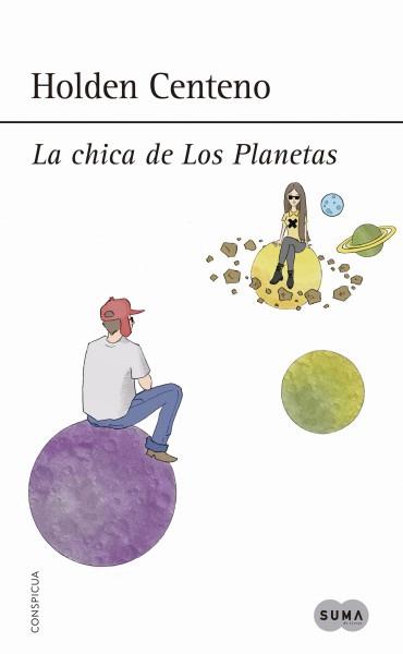 Portada de La chica de Los Planetas