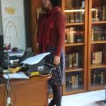 Entrevista a Luz Comendador