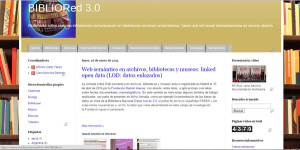 Bibliored 3.0