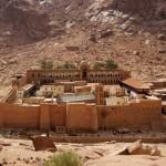 Monasterio de Santa Catalina: una biblioteca en el Sinaí