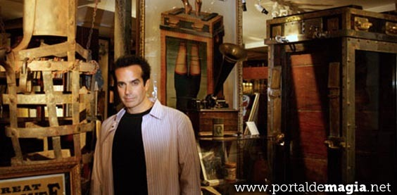 Museo de David Copperfield
