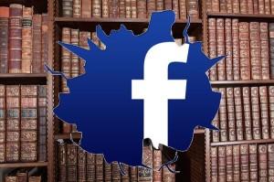 Facebook en la biblioteca
