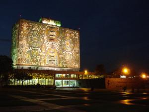Biblioteca Central de la Universidad Nacional Autónoma de México
