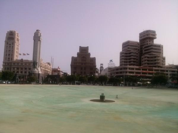 Plaza de España (Santa Cruz, Tenerife)