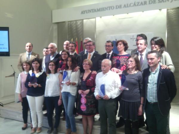 Entrega Premios Bibliotecas Públicas de Castilla-La Mancha