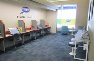 Airport Digital Library