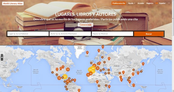 World Literary Atlas