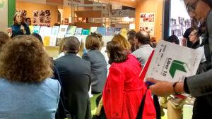 Charlas sobre el mercado del libro en Liber 2015