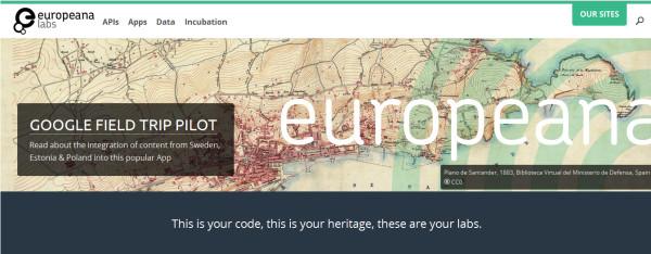 EuropeanaLabs