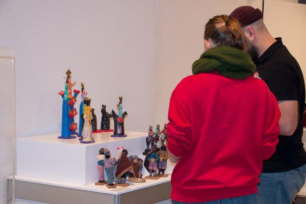 Exposición Belenes del mundo. Colección Basanta-Martín