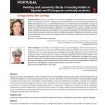 [#EPItecarios] Lectura y universidad: hábitos lectores de los estudiantes universitarios de España y Portugal