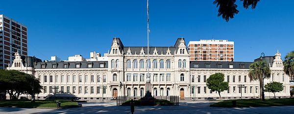 Palacio Sarmiento