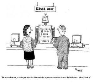 Biblioteca electrónica