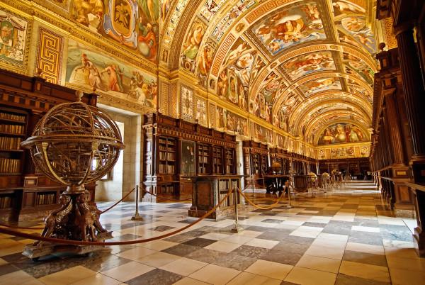 La Real Biblioteca de San Lorenzo de El Escorial - BiblogTecarios