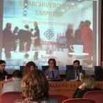 """Desayuno SEDIC- BiblogTecarios 2016: """"El archivero en la empresa"""""""