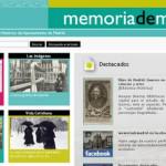 """Descubriendo """"Memoria de Madrid"""" (y otras bibliotecas digitales)"""