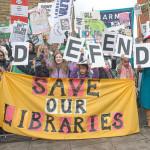 Las bibliotecas continúan en peligro