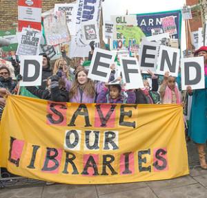 Savemos nuestras bibliotecas