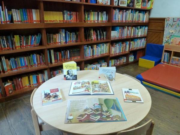 Sala Infantil y Juvenil de la Biblioteca Pública Municipal de La Orotava